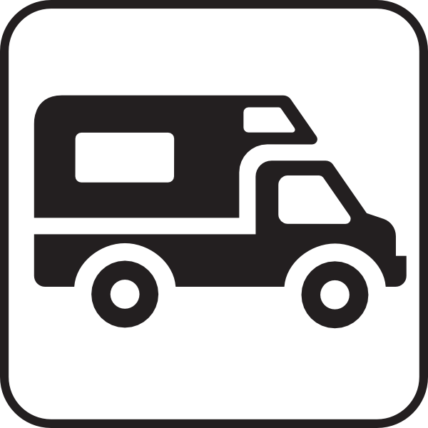 Logo batterie camping car